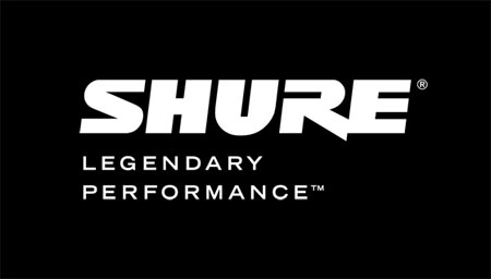 SHURE - professional audio products